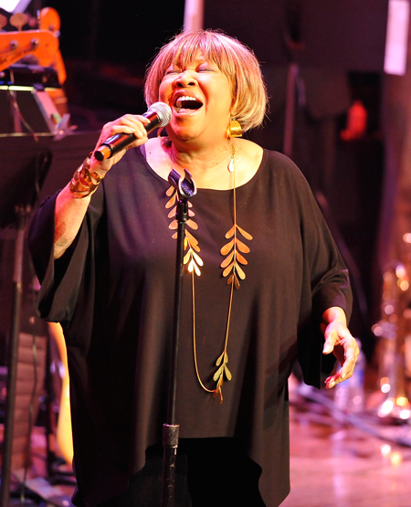 Here But I'm Gone' : Mavis Staples