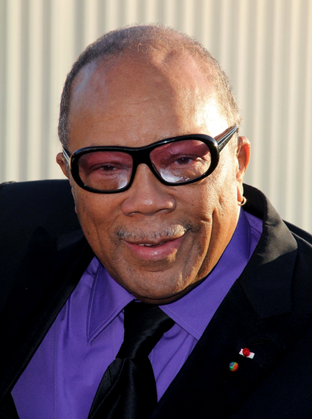 Soul Train Awards: Quincy Jones