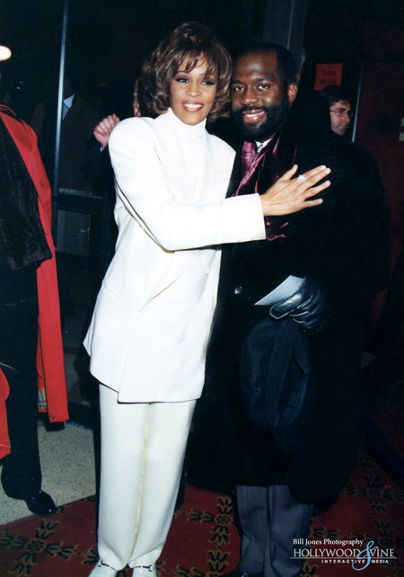 'All Men Are Brothers' : A Tribute To Curtis Mayfield, Whitney Houston