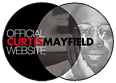 Official Curtis Mayfield Website Badge
